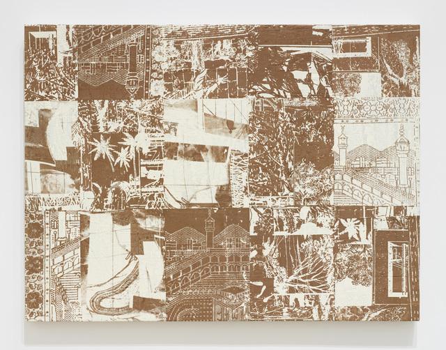 , 'Still Life Landscape (Tonal Accretion 3),' 2018, Diane Rosenstein
