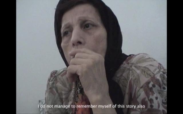 , 'Stories,' 2011, Sabrina Amrani
