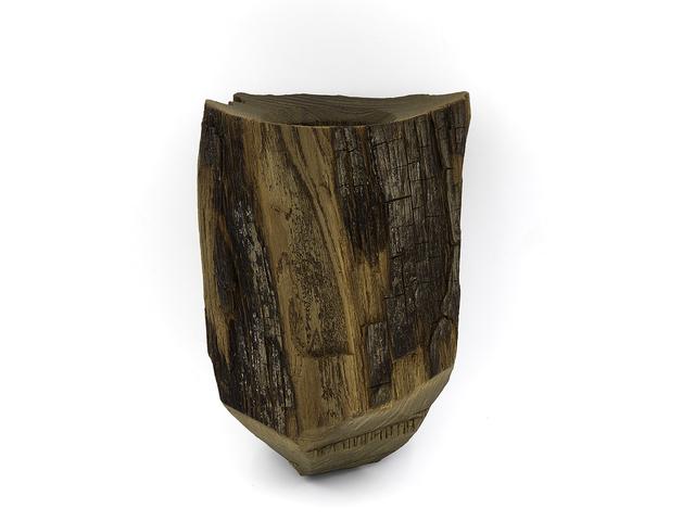 , 'Lignitized Ancient Zelkova hanging vase,' 2016, Ippodo Gallery