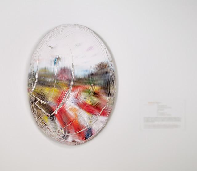 , 'Dépeindre un tableau (Dan Brault, Camping 2011),' 2013, Galerie Graff