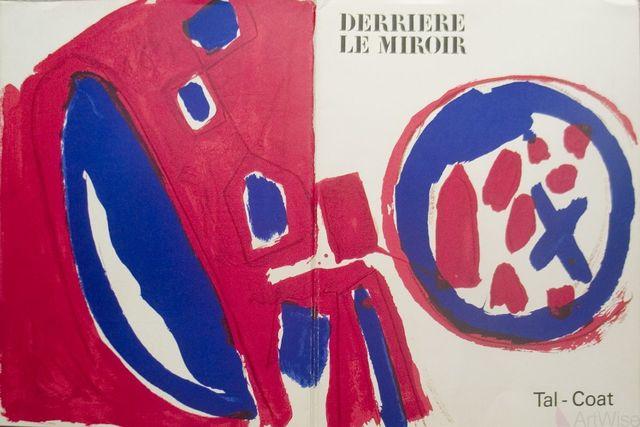 Pierre Tal-Coat, 'Proche de L'Ete', 1962, ArtWise