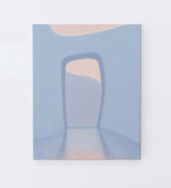 , 'A million miles before (I),' 2017, 315 Gallery