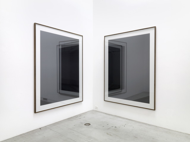 , 'Permanent Reflection,' 2013, Galleri Nicolai Wallner