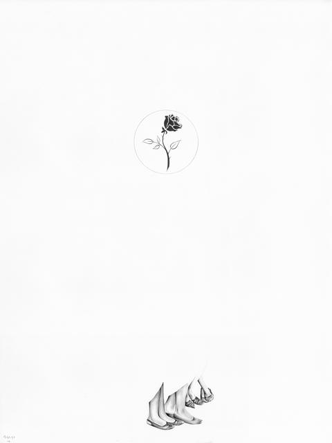 , 'Untitled 4,' 2015, LAUNCH LA