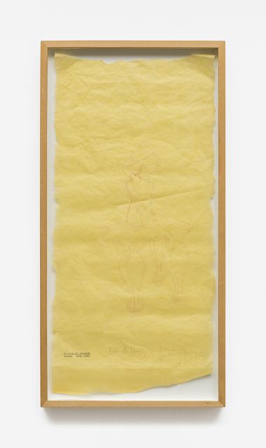 Ronald Jones, 'Untitled ', 1990, Galerie Hubert Winter