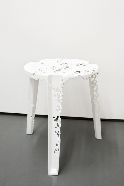 , 'Rest in Peace #2 (table),' 2008, Noguchi Museum