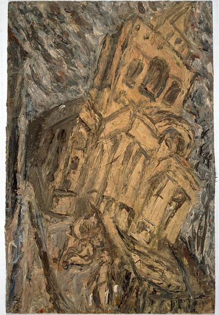 , 'Christchurch, Winter Evening,' 1992, Annely Juda Fine Art