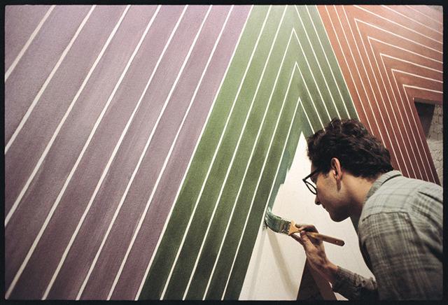 , 'Frank Stella.New York,' 1964, Lia Rumma
