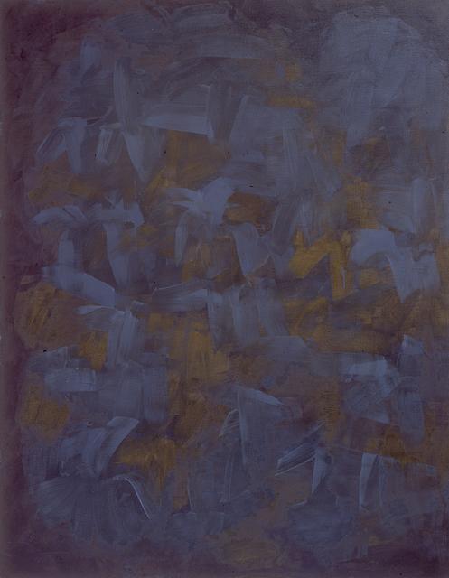 , 'Superficie nera,' 1990, CARDI GALLERY
