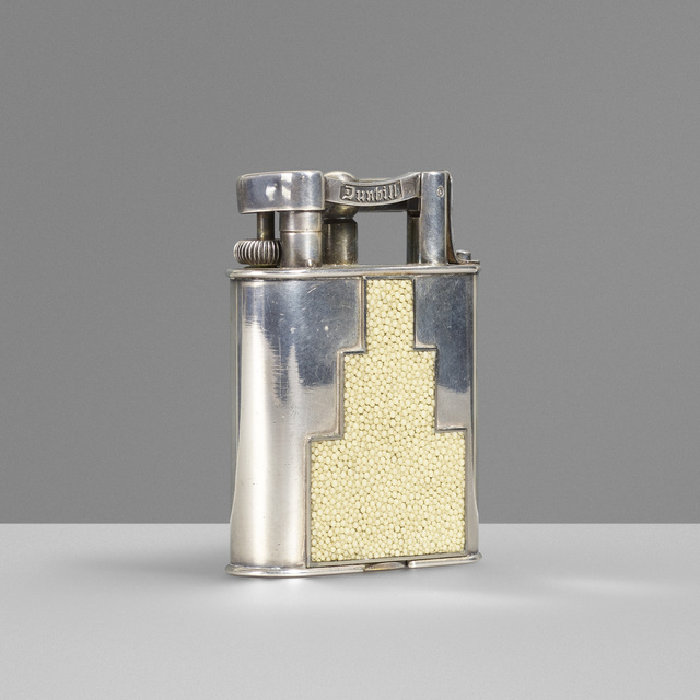 Dunhill, 'Table lighter', c. 1935, Wright
