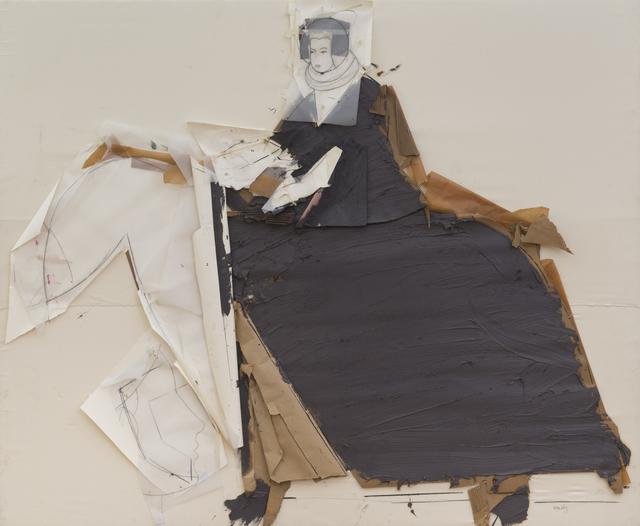 , ' Dama a Caballo I,' 2013, Contini Art Gallery