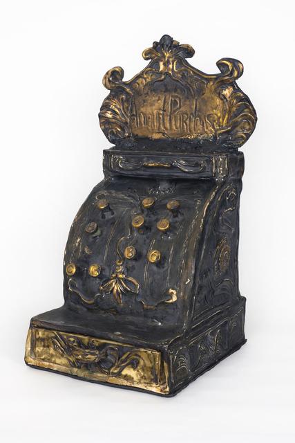 Kremena Lefterova, 'Antique Cash Register', 2013, Sculpture, 2013, DETOUR Gallery