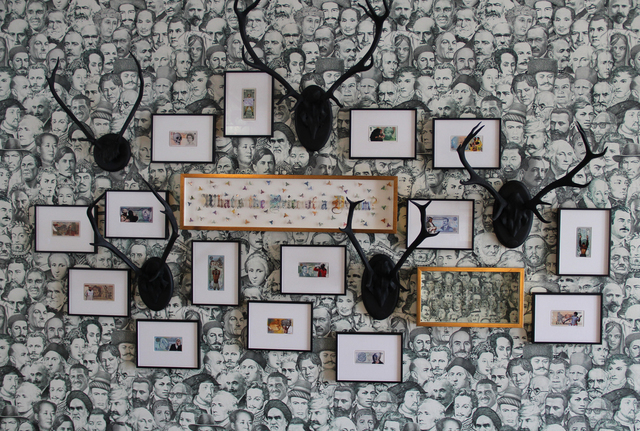 , 'Gabinete de Curiosidades,' 2015, Mario Mauroner Contemporary Art Salzburg-Vienna