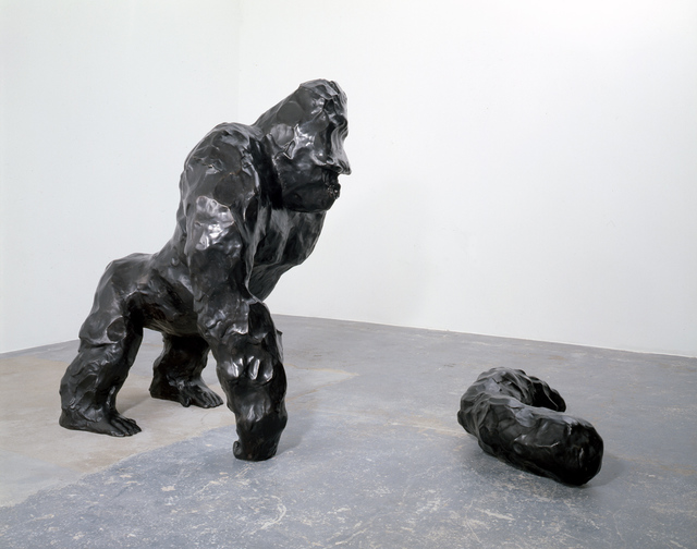 , 'A Couple of Differences Between Thinking and Feeling,' 2004, Fort Worth Contemporary Arts
