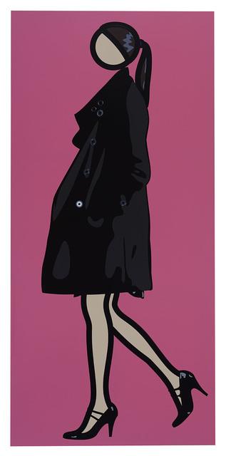 , 'Verity Walking in Overcoat,' 2010, Galeria Mário Sequeira