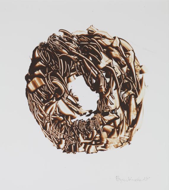Bryan Kneale, 'Brown III', 2018, Pangolin London
