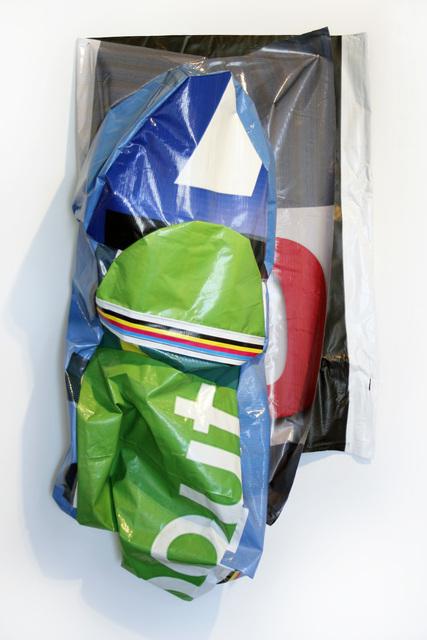 , 'Paper or Plastic,' 2014, Galleri Urbane