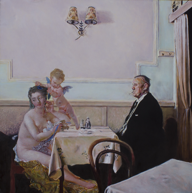 , 'L'Amour et la Fumée,' , Arusha Gallery