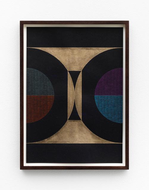 , 'Untitled,' 2017, Marianne Boesky Gallery