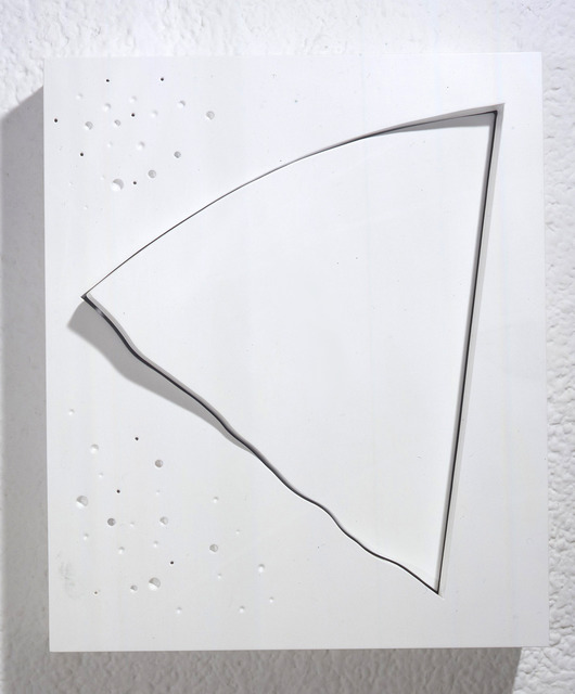 , 'The Oblique 4 (White),' 1998, Annely Juda Fine Art