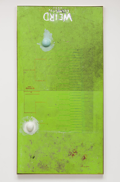 , 'Weird Rear Exemption,' 2014, Isabella Bortolozzi Galerie