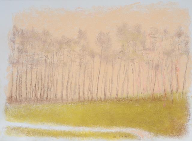 Wolf Kahn, 'Narrow Path', 2016, Addison/Ripley Fine Art