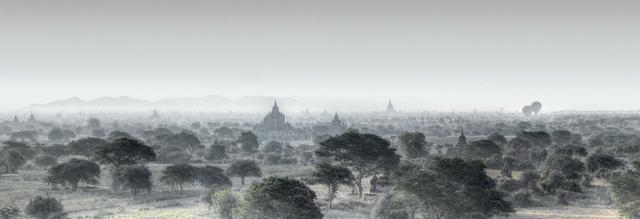 , 'Bagan I,' 2014, UNIX Gallery