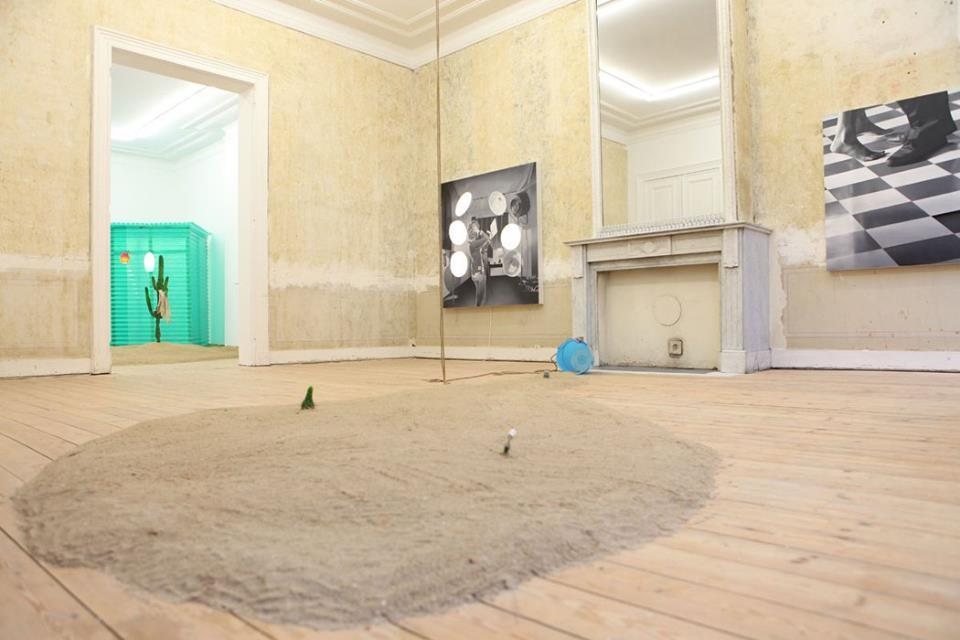 Thorsten Kirchhoff - MXCAN RDIO - exhibition view