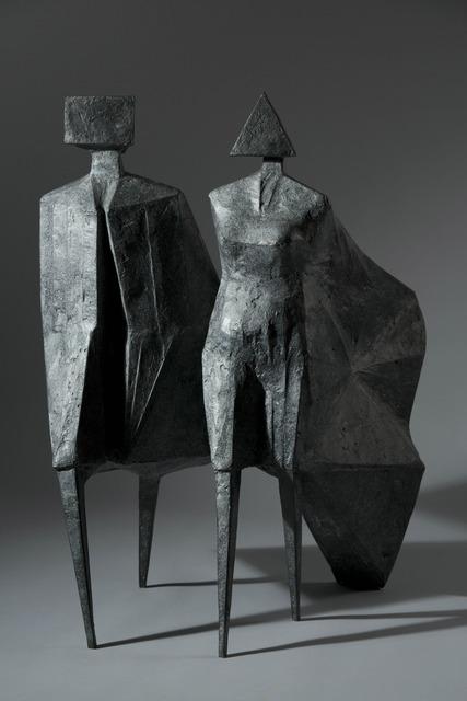 Lynn Chadwick, 'Maquette IV Jubilee III', 1987, Blain | Southern