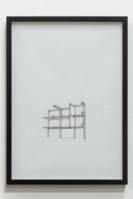 , 'Untitled, Demolishing buildings, Buying waste,' 2016, Green Art Gallery
