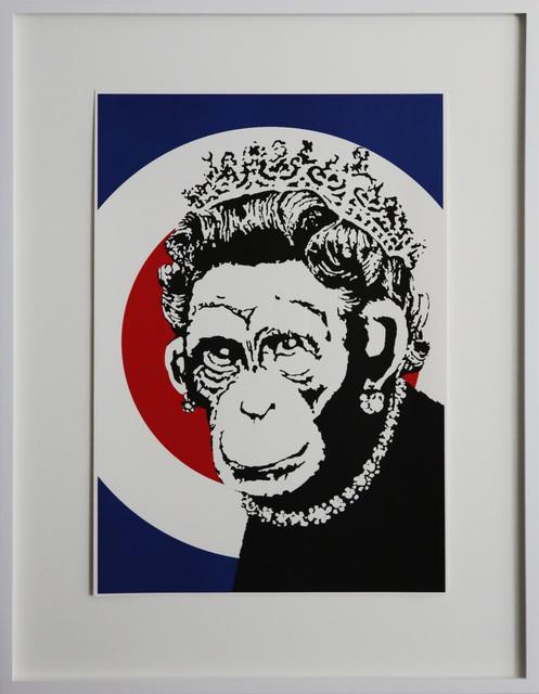 , 'Monkey Queen unsigned,' 2003, Galerie Kronsbein