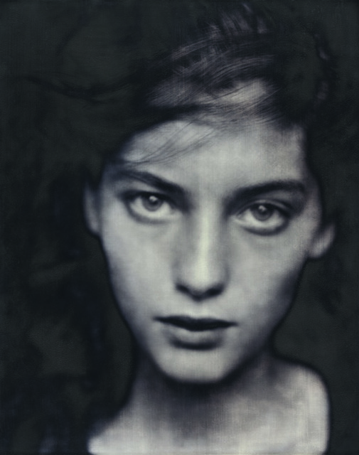 , 'Lucie, Paris,' 1990, Pace/MacGill Gallery