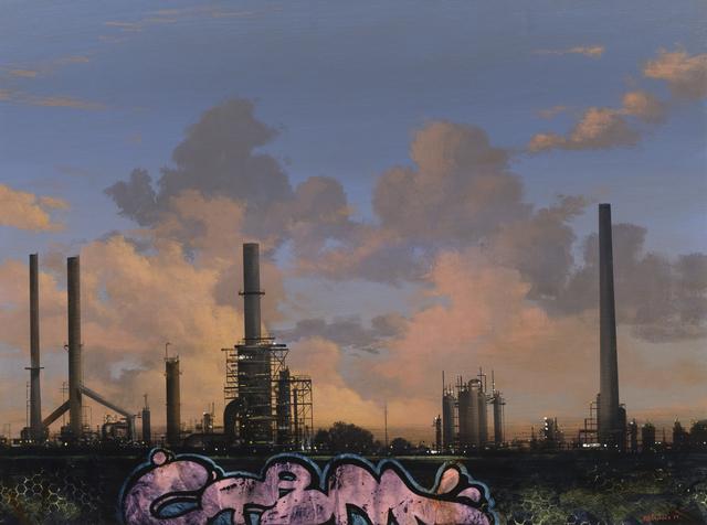 MJ Lourens, 'Coastal Plant / Kus-aanleg', 2019, Barnard