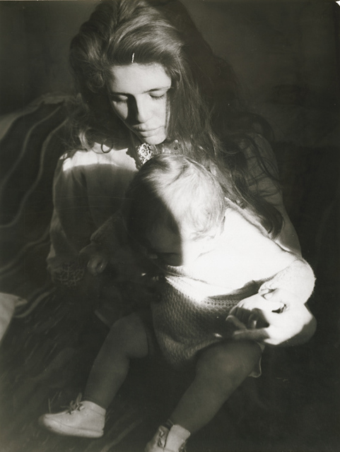 Edouard Boubat, 'Portrait  of Anne-Marie Edvina', 1961, Contemporary Works/Vintage Works