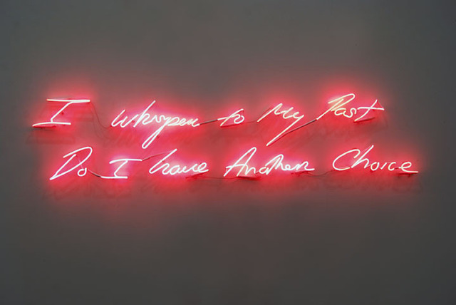 Tracey Emin, 'I Whisper to My Past, Do I have Another Choice', 2010, Joyce Varvatos
