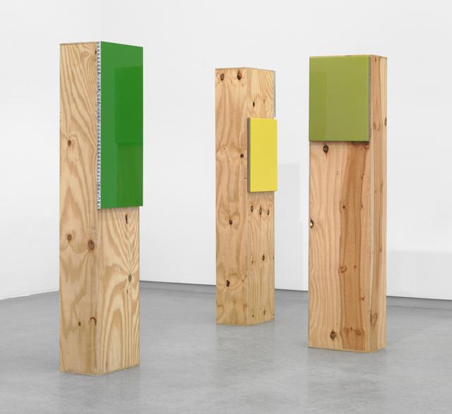 Katinka Pilscheur, 'Installation view', 2015, Galerie Koal