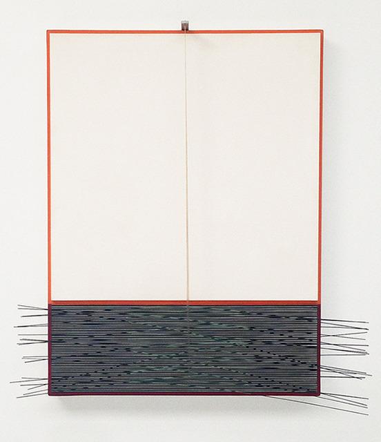, 'Agnes,' 1986, Studio Nóbrega
