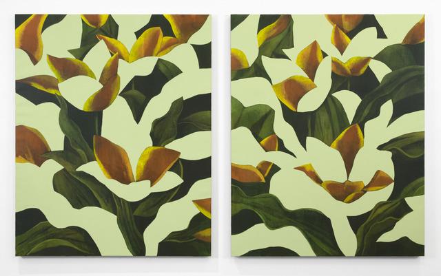 , 'Untitled (Pair) ,' 2018, Galerie Nordenhake