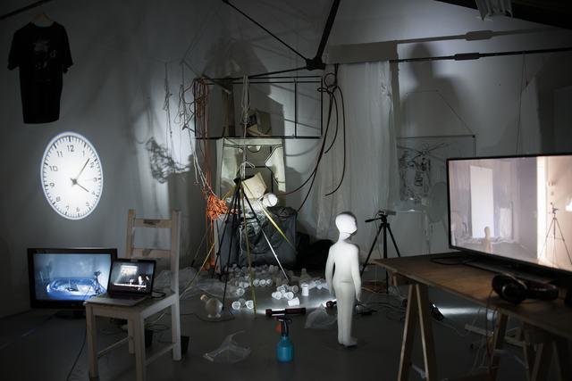 , 'Tzodom 24,' 2016, Rijksakademie van beeldende kunsten