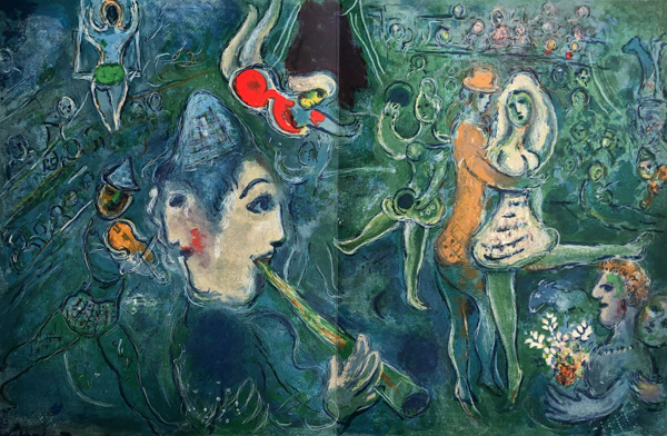 , 'Le Cirque M. 517,' 1967, Galerie d'Orsay