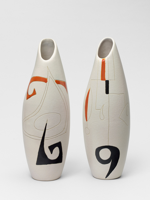 , 'Two 69 Vases,' 1960, Thomas Fritsch-ARTRIUM