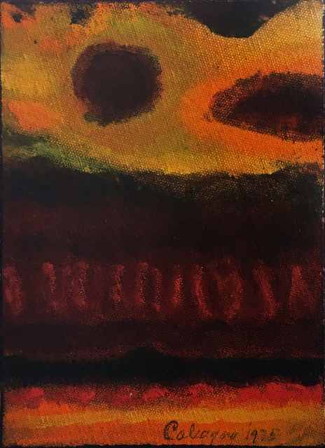 Lawrence Calcagno, 'Summer Solstice #1', 1975, 203 Fine Art