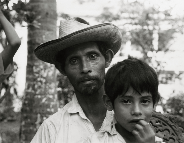 , 'A Man and his son, Tamazunchale,' 1973, Etherton Gallery