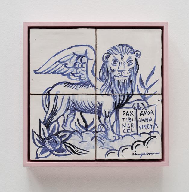 , 'Love & Power,' 2019, Alzueta Gallery