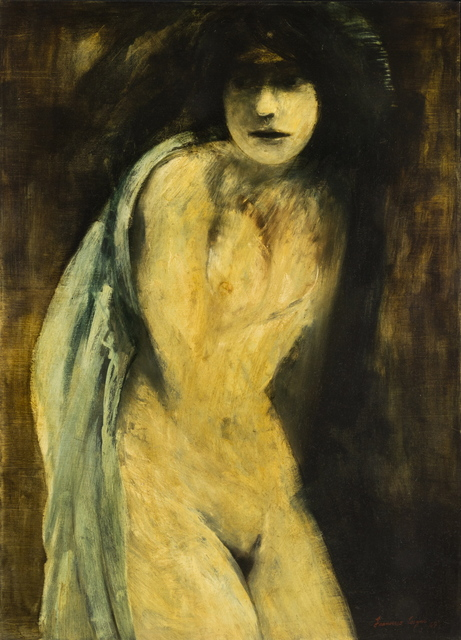 , 'Standing Nude,' 1967, Latin American Masters