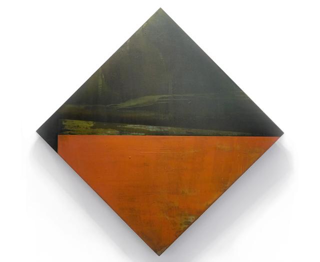 , 'Rombo con horizontal,' 2013, PontArte