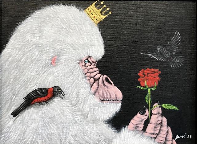 """Joven """"Gori"""" Bautista, 'My Queen', 2018, {9} The Gallery"""