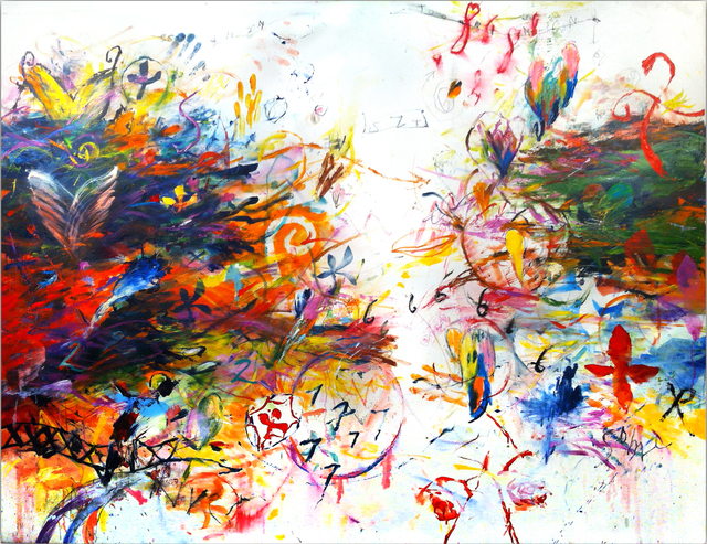 , 'Symbolic Wind,' 2013, Abmeyer + Wood Fine Art