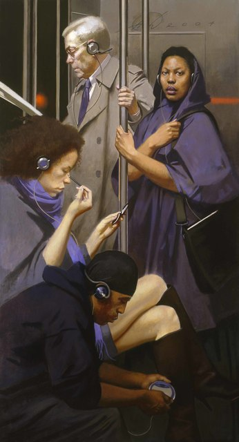 , 'Flatbush Express,' 2004, Gerald Peters Gallery