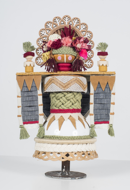, 'Chloristopec (Goddess of Flowers and Spring),' 2018, Jonathan LeVine Projects